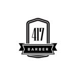 417 Barber Logo - Entry #79