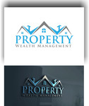 Property Wealth Management Logo - Entry #21