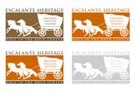Escalante Heritage/ Hole in the Rock Center Logo - Entry #131