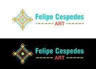 Felipe Cespedes Art Logo - Entry #17