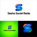 Sasha's Social Media Logo - Entry #111