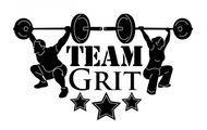 Team Grit CrossFit Competition Design Logo - Entry #4