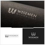 Wisemen Woodworks Logo - Entry #113