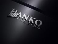 Hanko Fencing Logo - Entry #76
