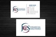 jcs financial solutions Logo - Entry #410