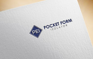 Pocket Form Isolator Logo - Entry #190