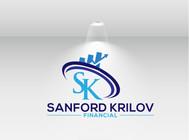 Sanford Krilov Financial       (Sanford is my 1st name & Krilov is my last name) Logo - Entry #202