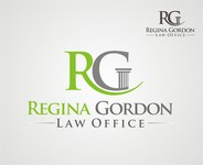 Regina Gordon Law Office  Logo - Entry #93