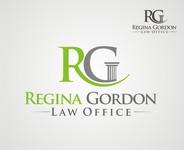 Regina Gordon Law Office  Logo - Entry #93