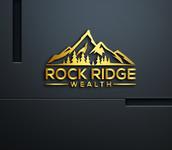Rock Ridge Wealth Logo - Entry #214