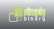 Simply Binary Logo - Entry #22