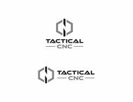 Tactical CNC Logo - Entry #85