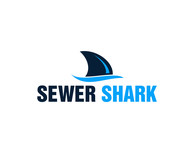 Sewer Shark Logo - Entry #62