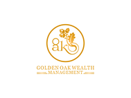 Golden Oak Wealth Management Logo - Entry #94