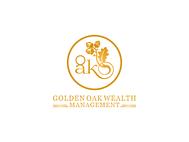 Golden Oak Wealth Management Logo - Entry #94