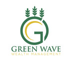 Green Wave Wealth Management Logo - Entry #452