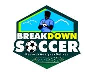 BreakDownSoccer Logo - Entry #31