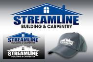 STREAMLINE building & carpentry Logo - Entry #29