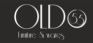 """""""OLD 55"""" - mid-century vintage furniture and wares store Logo - Entry #224"""