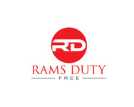 Rams Duty Free + Smoke & Booze Logo - Entry #54