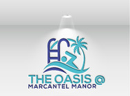 The Oasis @ Marcantel Manor Logo - Entry #116