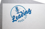 Leading Voice, LLC. Logo - Entry #126