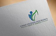 Chad Studier Insurance Logo - Entry #282