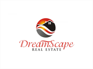 DreamScape Real Estate Logo - Entry #115