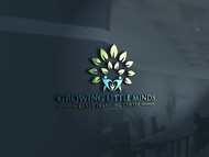 Growing Little Minds Early Learning Center or Growing Little Minds Logo - Entry #104