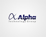 Alpha Technology Group Logo - Entry #104