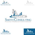Smith Consulting Logo - Entry #15