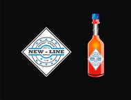 New-Line Secret Sauce for Internal Corporate Promotion Logo - Entry #3