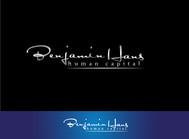Benjamin Hans Human Capital Logo - Entry #86