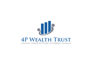 4P Wealth Trust Logo - Entry #125