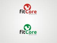 FitCore District Logo - Entry #64