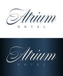 Atrium Hotel Logo - Entry #109