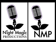 Night Magic Productions Logo - Entry #21