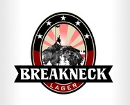 Breakneck Lager Logo - Entry #41