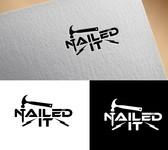 Nailed It Logo - Entry #296