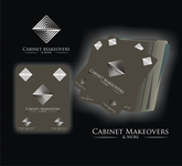 Cabinet Makeovers & More Logo - Entry #20