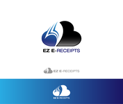 ez e-receipts Logo - Entry #19
