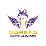 Siberian Husky Logo - Entry #112