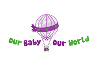 Logo for our Baby product store - Our Baby Our World - Entry #41