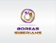 Siberian Husky Logo - Entry #90