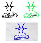 Tapegoat Logo - Entry #47