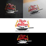 Taste The Season Logo - Entry #129