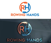 Rowing Hands Logo - Entry #82