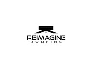 Reimagine Roofing Logo - Entry #367