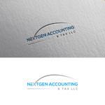 NextGen Accounting & Tax LLC Logo - Entry #535