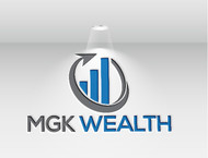 MGK Wealth Logo - Entry #107